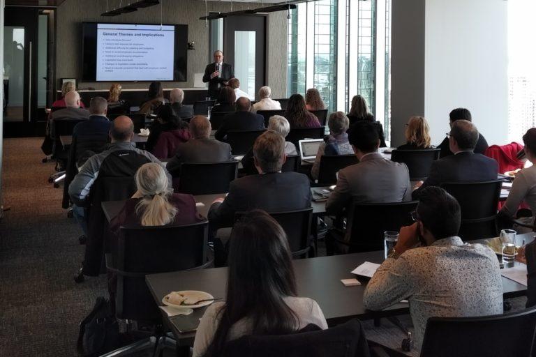 Edmonton Employment Seminar